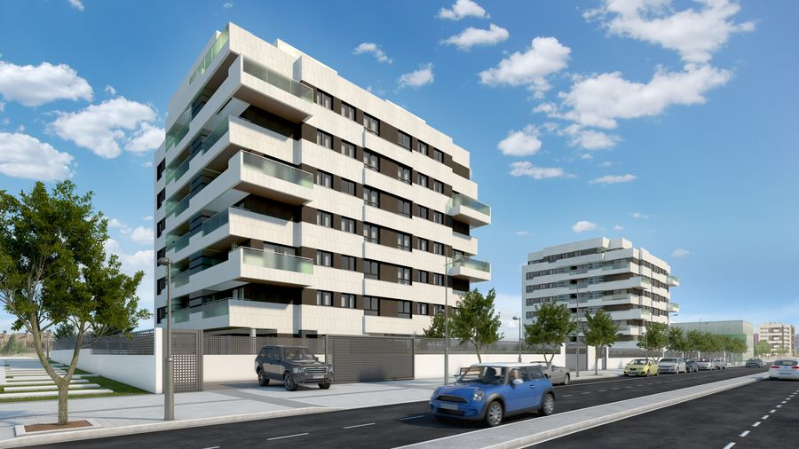 Neinor: pisos en venta en Mostoles