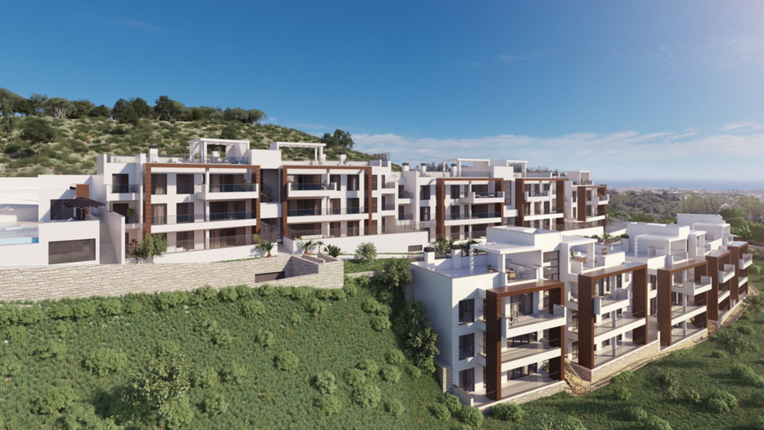 Neinor: pisos en venta en Benahavis