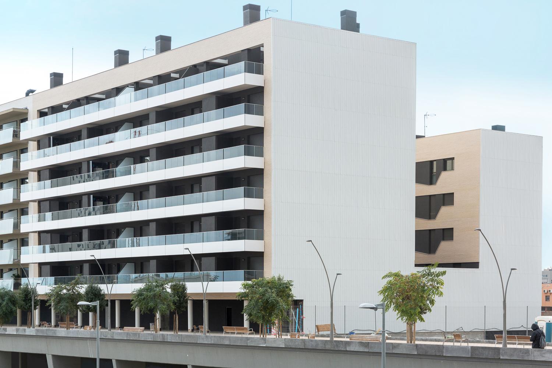 Obra Nueva Marina Badalona Homes