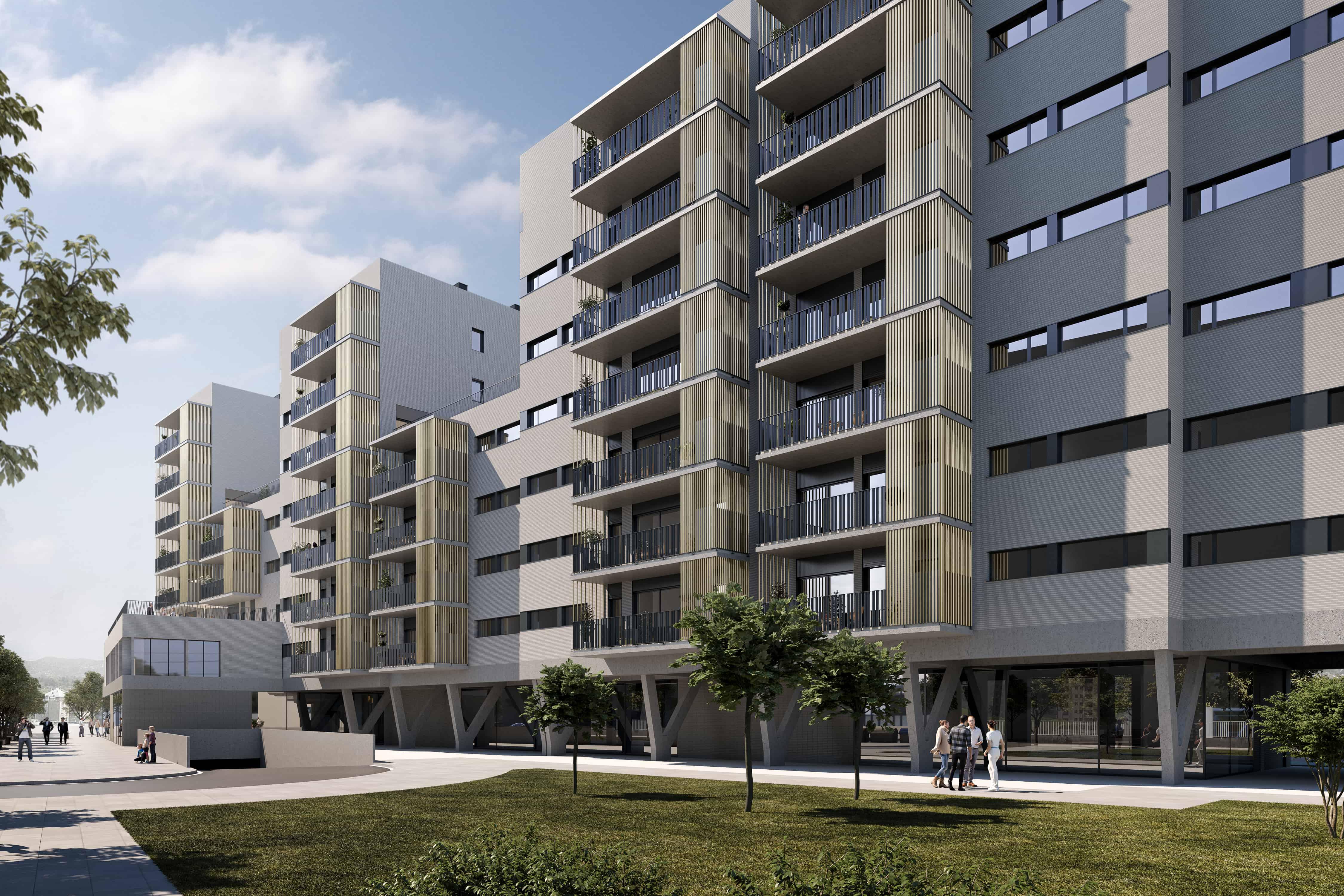 Obra Nueva Port Forum Homes IV