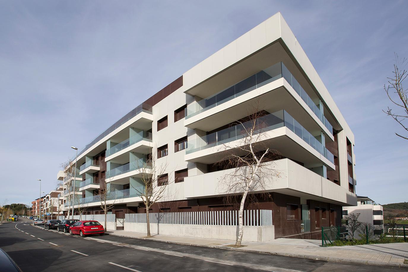 Obra Nueva Urban Homes III