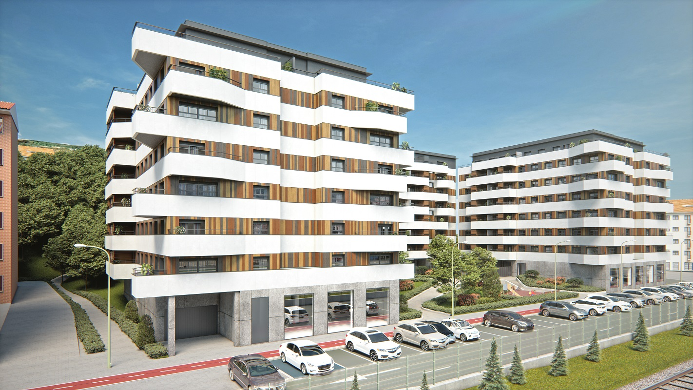 New-Build Ribera Homes