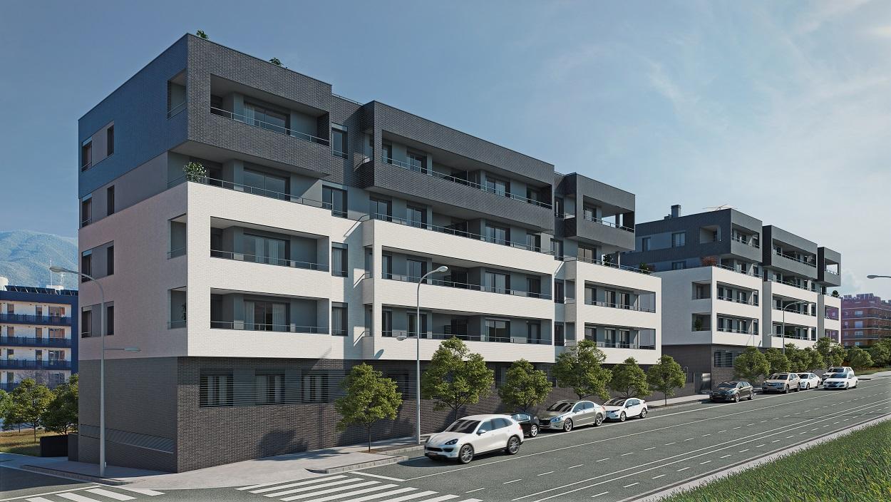 Neinor: pisos en venta en Montcada i Reixac