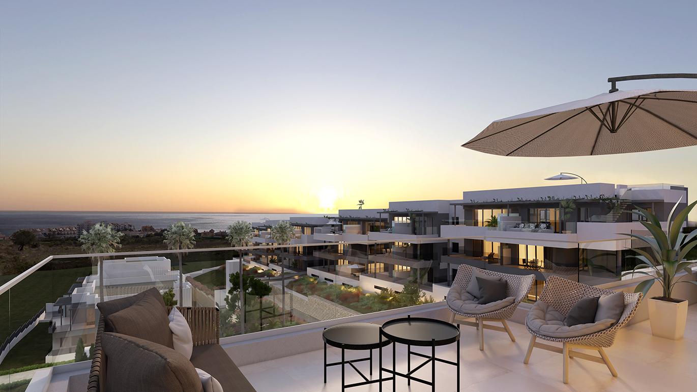 Neinor: pisos en venta en Estepona