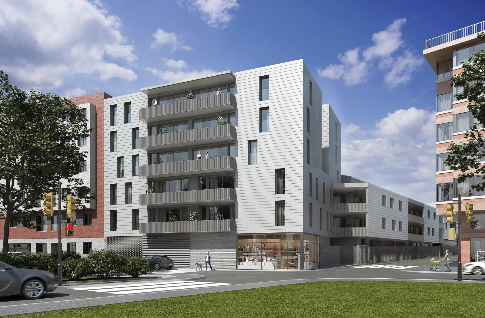 Neinor: pisos en venta en SABADELL