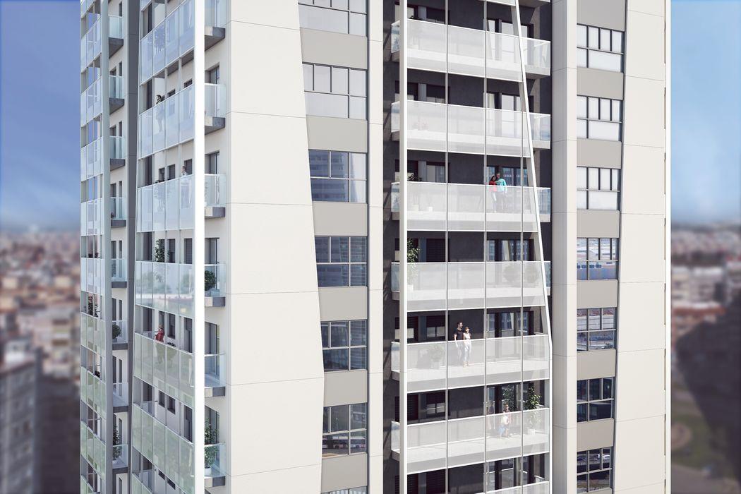 Neinor: obra nueva hospitalet de llobregat, l'