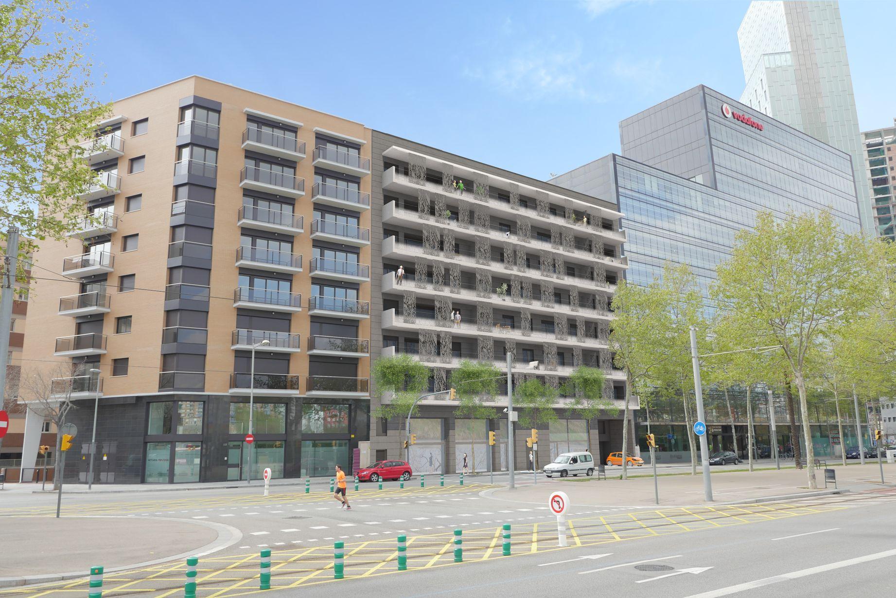 Neinor: pisos en venta en BARCELONA