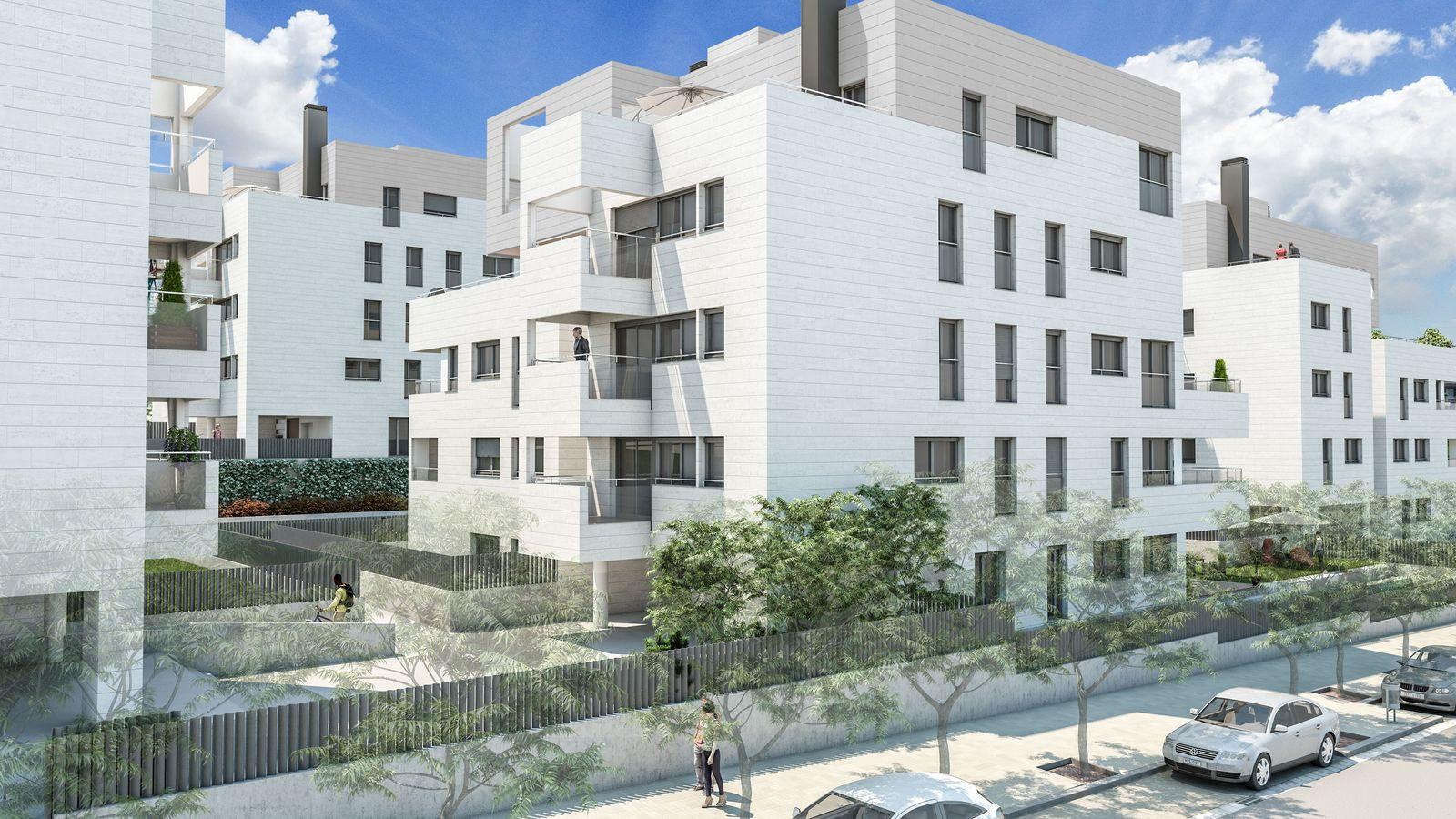 Neinor: pisos en venta en SANT CUGAT VALLES