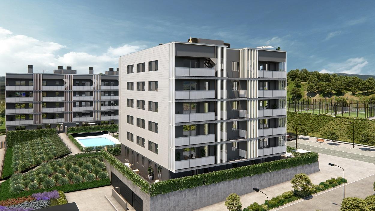 Neinor: pisos en venta en Sant Just Desvern