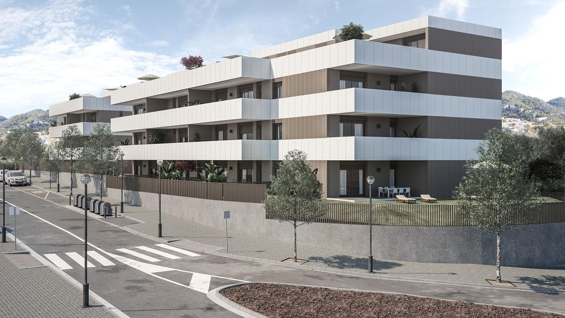 Neinor: pisos en venta en Sitges