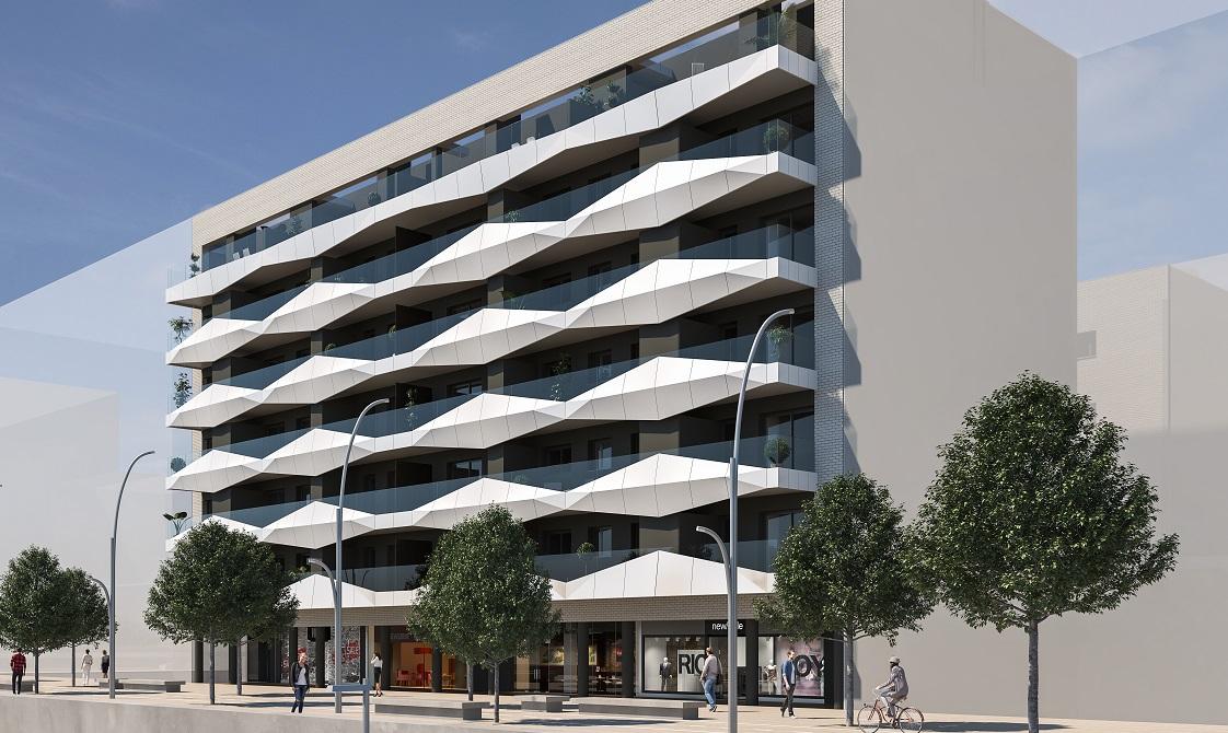 Neinor: pisos en venta en BADALONA