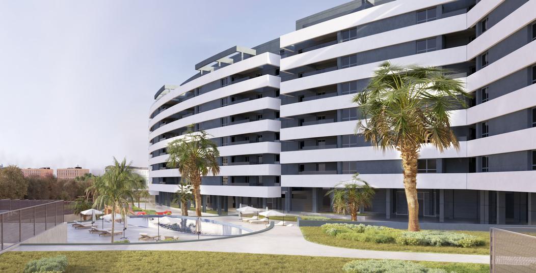 Neinor: pisos en venta en Malaga