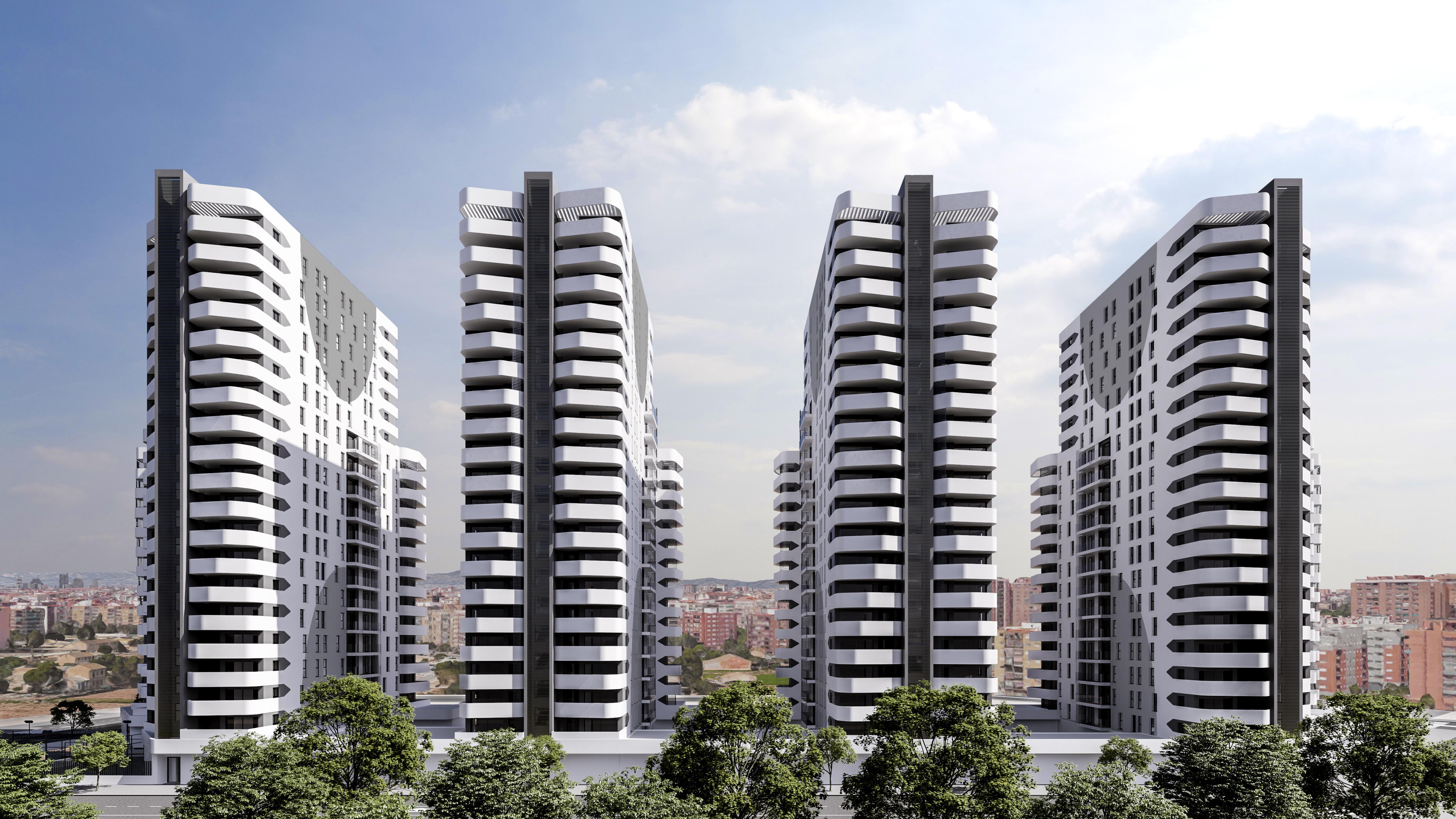Neinor: pisos en venta en Valencia